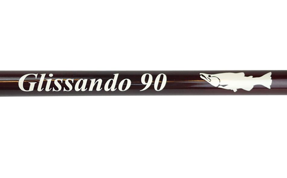 Glissando 90 | ロゴ