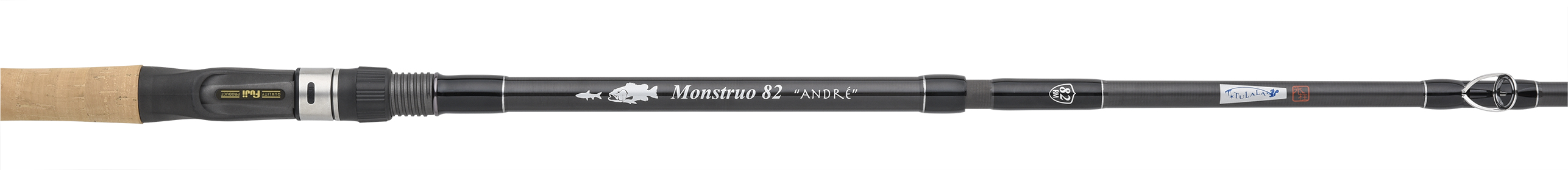 Monstruo 82 ANDRE | ロゴ