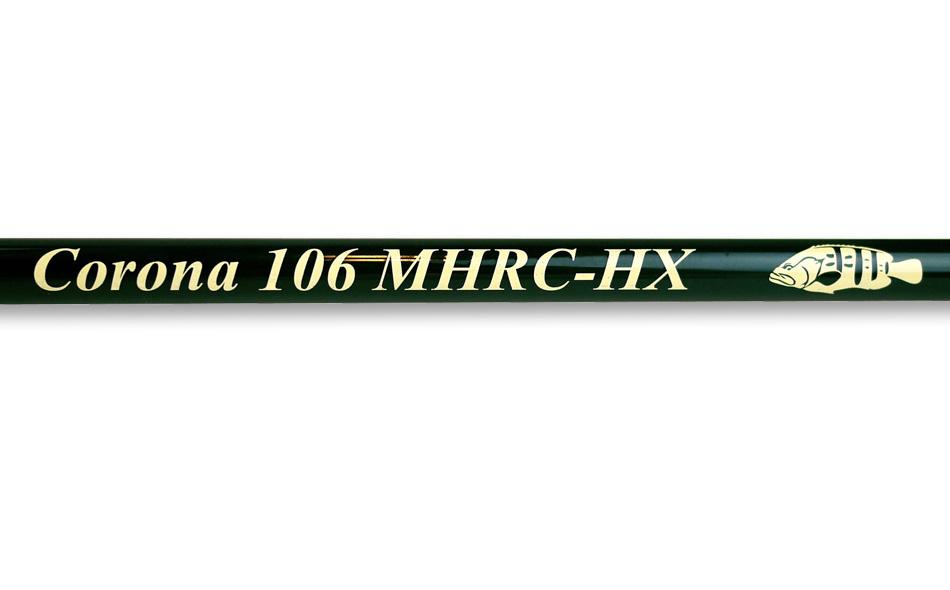 Corona 106 MHRC-HX   ロゴ