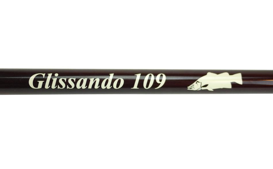 Glissando 109 | ロゴ