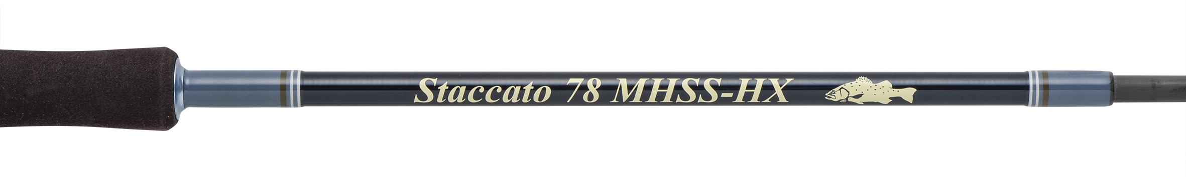 Staccato78MHSS-HX | ロゴ