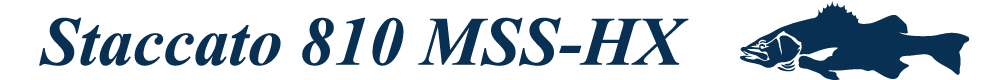Staccato 810 MSS-HX